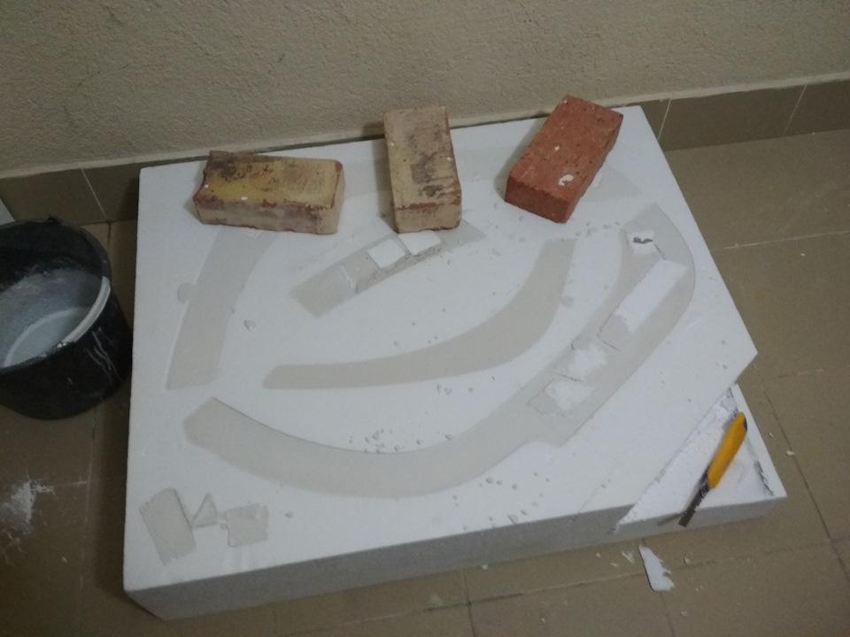Отливка болванок для штамповки
