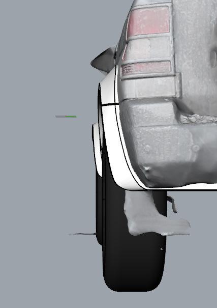 Резльтат 3D-сканирования