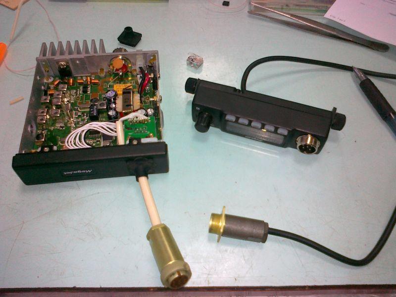 РС-10ТВ Доработка MJ-550