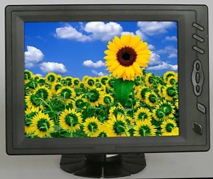 VGA монитор с сенсорным дисплеем 829GL-80NP/C/T  LILLIPUT