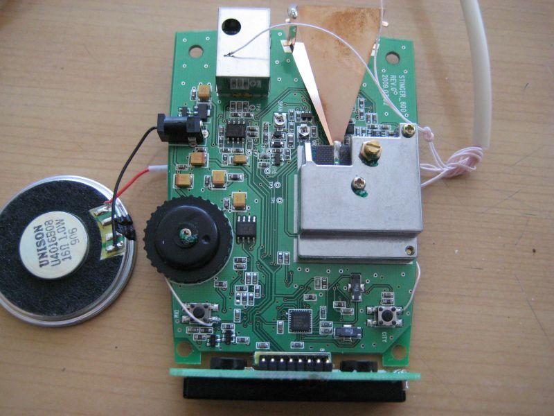 Радар детектор своими руками