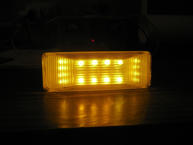 Новые фонари