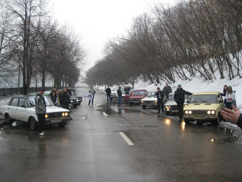 6 лет клубу ВАЗ-2106