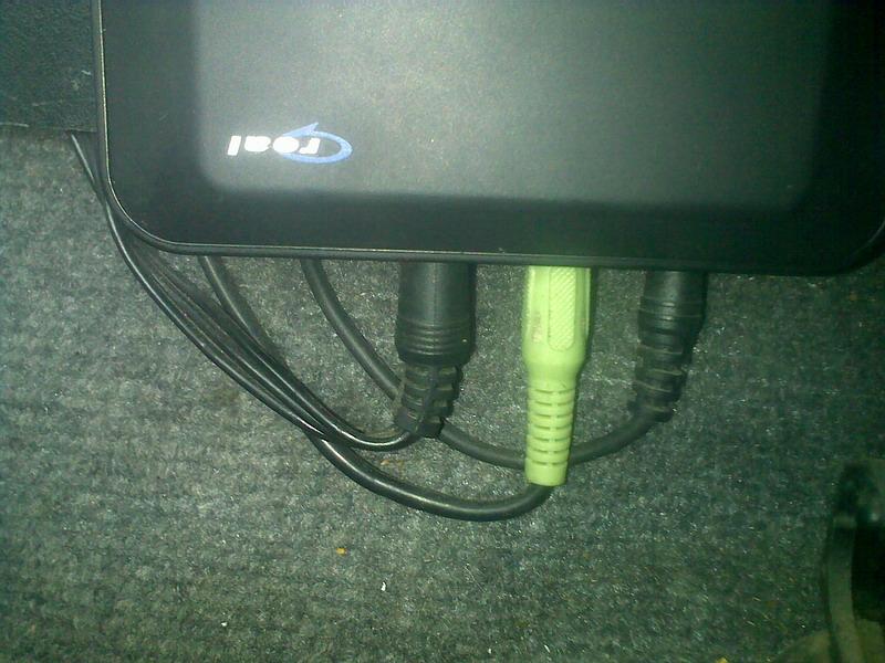 Прокладка кабелей