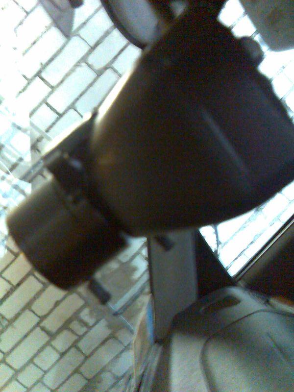 Новый корпус камеры
